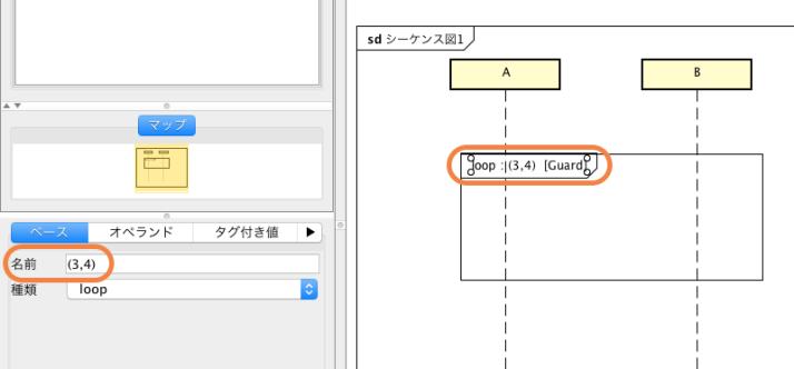 複合フラグメント loop.png