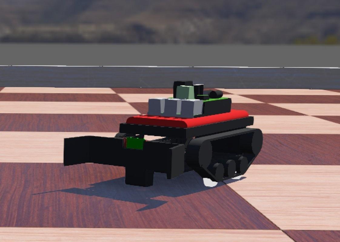 LED-Camp-simulator